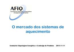 Transfira a apresentação da AFIQ