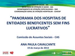Sra. Ana Paula Silva Cavalcante