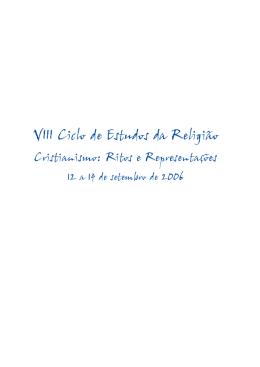 """""""espírito"""" do Protestantismo na sociedade brasileira"""