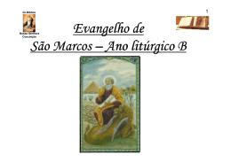 São Marcos(Teologia_Geral)
