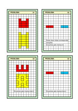 61 62 64 63 Encontrar pelo menos três soluções - PUC-SP