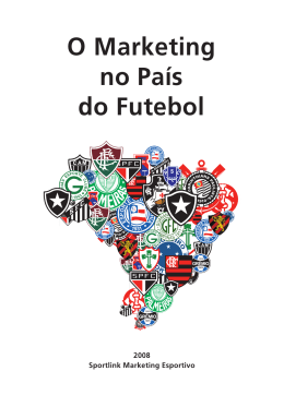 Marketing no Pais do Futebol