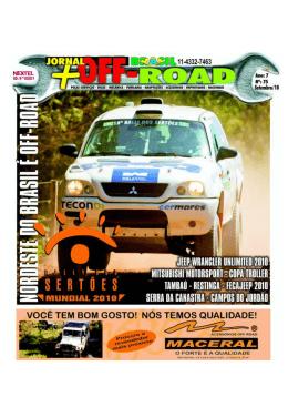 Jornal Mais Off-Road: Setembro/2010