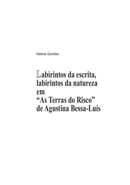 Labirintos da Escrita - Biblioteca Digital do IPB