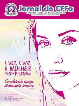publicação em PDF - Conselho Federal de Fonoaudiologia