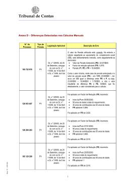 Relatório de Auditoria nº 26/2002-2ª Secção