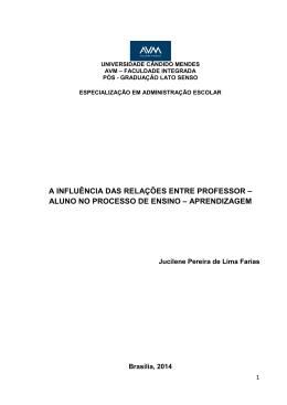 Jucilene Pereira de Lima Farias