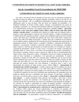 Visualizar documento - Residencial José Maria Ribeiro