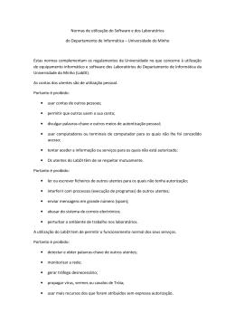 regras - Recursos Informáticos (info.alunos.di.uminho.pt)