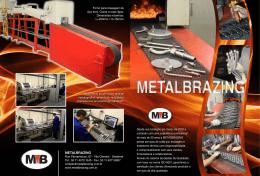 Clique Aqui - Metalbrazing