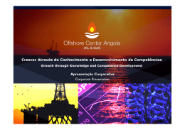Offshore Center Angola