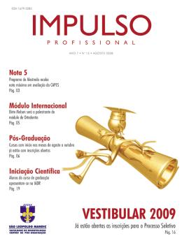 Edição n° 13 - São Leopoldo Mandic