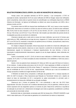 2013 - Sergipe
