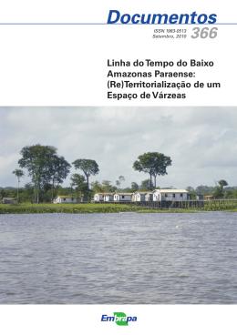 Linha do Tempo do Baixo Amazonas Paraense