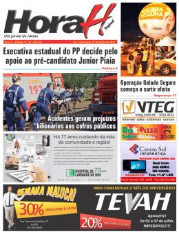 geral - Jornal HoraH