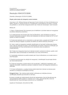 Santa Catarina - POLÍCIA MILITAR