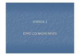 Edmo Colnaghi Neves - ABB 11.05.2007