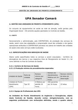 Anexo A - Prefeitura do Rio de Janeiro