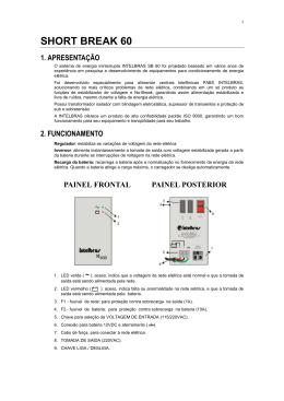 interface para telecomando automático ita 700