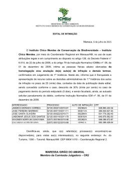MARESSA GIRÃO DO AMARAL Membro da Comissão