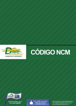código ncm