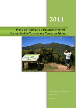 Plano de Ação para o Desenvolvimento Sustentável do Turismo nas