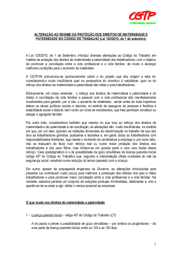 documento - CGTP-IN
