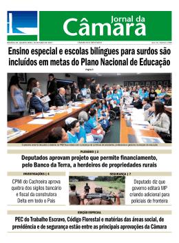 Ensino especial e escolas bilíngues para surdos são incluídos em