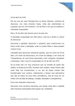 Taxa Araújo - Caminha 2000