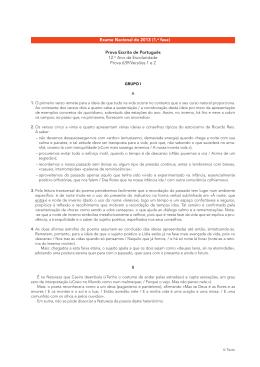 Proposta de Resolução