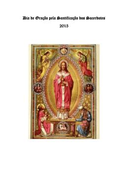 Adoração ao Ss. Sacramento pela Santificação dos Sacerdotes