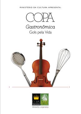 Chef - Copa Gastronômica Gols Pela Vida