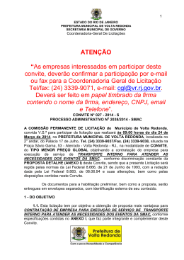 CONVITE N° ___ - 99 - C