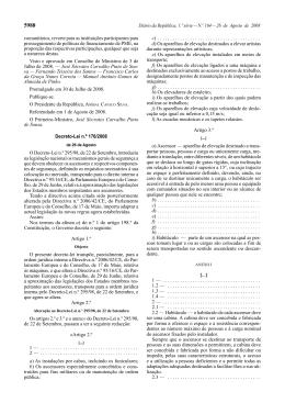 Decreto-Lei n.º 176/2008