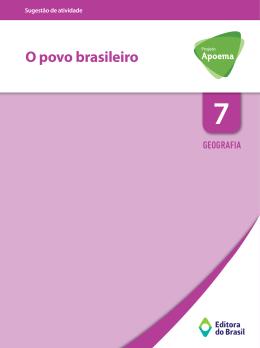 O povo brasileiro - Editora do Brasil