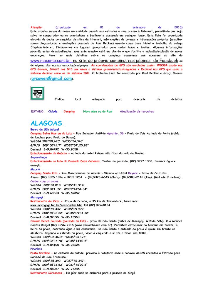 8422cdfb4 ALAGOAS - Grupo Roda Mundo