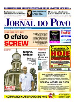 1 - Jornal do Povo