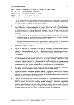 PDF - 72 Kb - Banco Central do Brasil