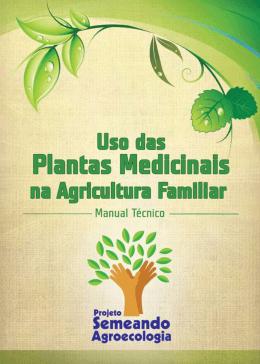 Uso das Plantas Medicinais na Agricultura Familiar