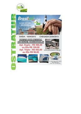 Brasilenf 2013 BA 2015 5 dias