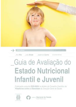 Guia de Avaliação do Estado Nutricional Infantil e Juvenil
