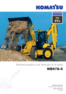 WB97S-5