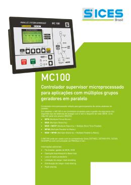 Controlador microprocessado voltado para gerenciamento