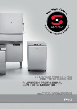 Catálogo Gama PRO