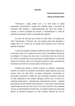 Anhembi Carlos Eduardo Paulino Edson de Oliveira Silva
