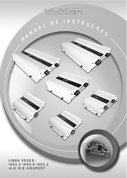 Manual Voxer 2.4