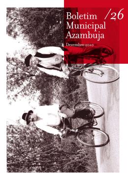 Botelim Municipal nº 26 - Câmara Municipal de Azambuja