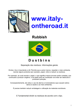 Rubbish Pattume (pdf 280 Kb)