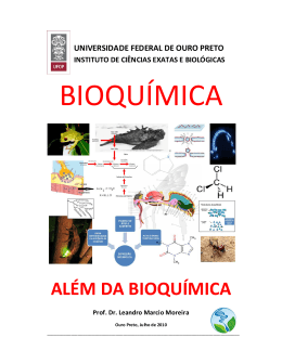 BIOQUÍMICA - ICEB
