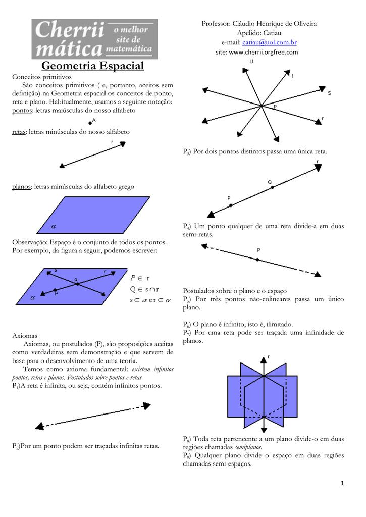 Geometria Plana b78b9c5f0ce1